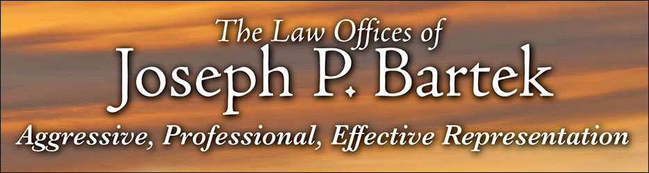 Bartek Joseph P Law Offices Of