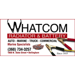 Whatcom Radiator & Battery